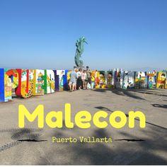 #PuertoVallarta #PVPressTrip #Malecon #wanderlust #Mexico #Vacation