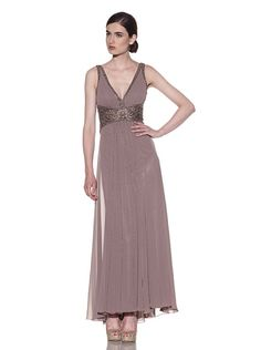 Sue Wong:  Long Beaded Waist Gown $464 Wow!