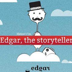 Una forma sencilla de contar historias. Puedes incluir mensajes de twitter, fotos de instagram o propias, vídeos