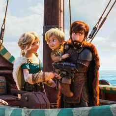 Httyd, Dreamworks, Hicks Und Astrid, Hiccup And Astrid, How To Train Your Dragon, Animation Film, Draco, Pj, Origami