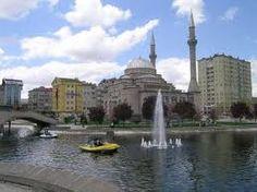 Ankara, Turkey - I remember the embassy driver taking us all the way from Ankara to Incirlik Air Base!