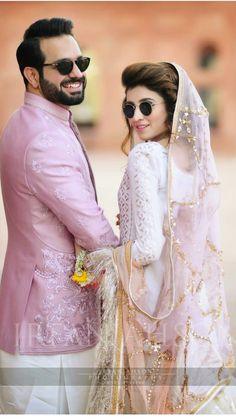 Indian Wedding Poses, Indian Wedding Couple Photography, Pre Wedding Poses, Wedding Couple Photos, Pakistani Wedding Outfits, Wedding Photography Poses, Wedding Couples, Indian Weddings, Pakistani Dresses