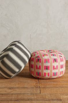 Flutura Pouf - anthropologie.com