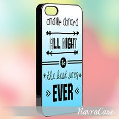 One Direction lyrics  iPhone 4/4s/5 Case  Samsung by NavraCase, $15.00