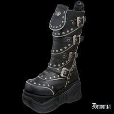 Bottes Demonia BOXER-203