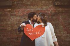 Mark + Krista: HOORAY! magazine | Photography by Alex Motta, Motta Weddings