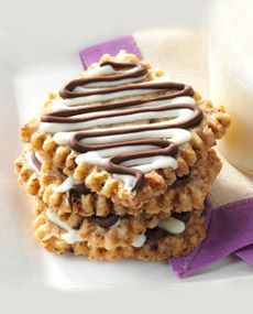 Coffee Shortbread Cookies from Taste of Home on The Nibble