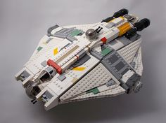 Customized Lego Rebels Ghost