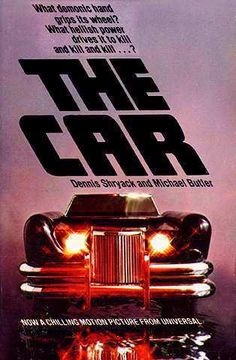 """The Car"" (1977) directed by Elliot Silverstein"