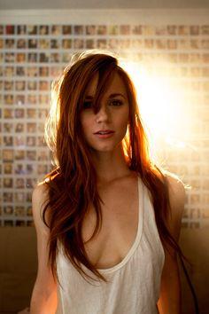 Beautiful Redheads: Photo