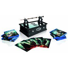 Intégrale Harry Potter 11 Blu-ray - Edition limitée spécifique Amazon.fr - Coffret collector incluant baguette de Sureau [Blu-ray], EUR 799,00 .......... Harry Potter Limited Edition - Collector Box with Elder Wand [Blu-ray], EUR £799,00 ($1,068.00 USD)