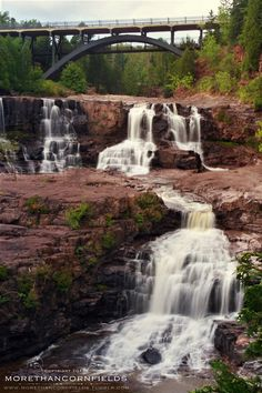 Gooseberry falls, I can't wait to take my boys :)