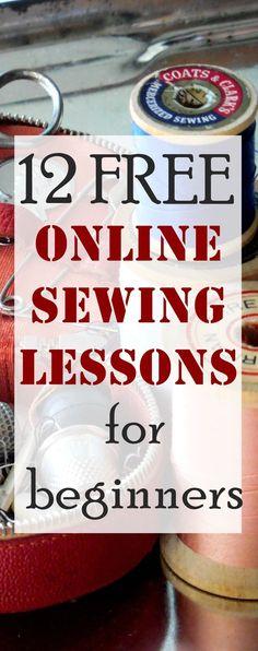 free online sewing c