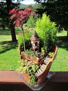 Mini-Kräutergarten mit einzigartigem Design!