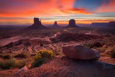 The 3 Brothers, Monument Valley | 相片擁有者 albert dros