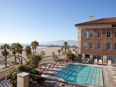 Hotel Casa del Mar Wedding   The Hitch -repinned from Los Angeles County, CA officiant https://OfficiantGuy.com