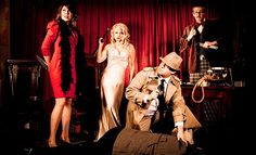 Groupon - Dinner Show for One or Two from The Murder Mystery Company (52% Off). Groupon deal price: $29.00