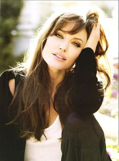 Angelina Jolie. I find her to be one of the most inspirational successful women in the world.