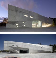 The Herta and Amir Building by Preston Scott Cohen | Inspiration Grid | Design Inspiration