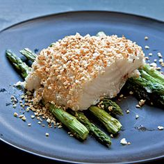 Also known as black cod, sablefish is a fantastic substitution for its endangered cousin, Chilean sea bass, because it has similar rich flesh. Cod Recipes, Fish Recipes, Seafood Recipes, Great Recipes, Cooking Recipes, Fish Dishes, Seafood Dishes, Fish And Seafood, Main Dishes