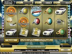 Mega Fortune - another slot game with a huge jackpot!