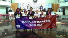 Surabaya open hapkido tournament 2016 ~ DEMOS Martial ARTS School