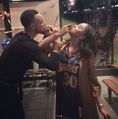 reportedly down 80 bottles of champagne on June 2017 after winning NBA championship - Warriors headed across the Bay to San Francisco night club SoMa's Harlotaround a., says club owner Michael Nader. Stephen Curry Family, The Curry Family, All In The Family, Stefan Curry, Stephen Curry Ayesha Curry, Wardell Stephen Curry, Stephen Curry Basketball, Curry Nba, Stephen Curry Pictures