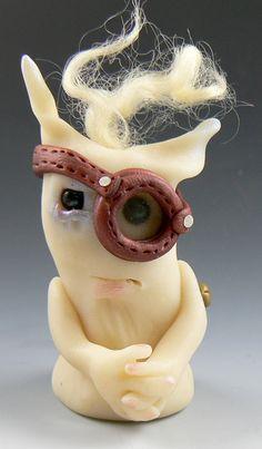 Polymer Clay Dragon, Dragon Eye, Clay Tutorials, Creepy, Sculptures, Miniatures, Christmas Ornaments, Dinosaurs, Originals
