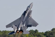 USAF McDonnell-Douglas F-15C Eagle