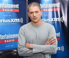Actor Wentworth Miller attends SiriusXM's Entertainment Weekly Radio Channel Broadcasts From Comic-Con 2016 at Hard Rock Hotel San Diego on July 22, 2016 in San Diego, California.