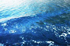 Blue Water Photograph - Beautiful Water Black Sea by Larissa Davydova  #LarissaDavydova #FineArtPhotography  #ArtForHome #FineArtPrints #InteriorDesign #Canvas #FramedPrints #Prints #AcrillicPrint #MetallPrint #PhoneCasses #GreetingCards #PrintsForsale #BuyArtOnline