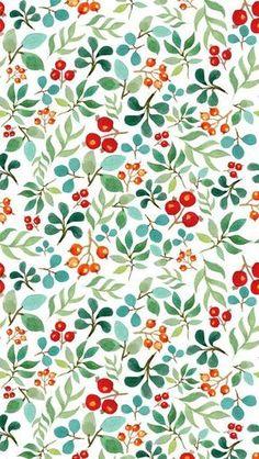 ideas for wallpaper phone watercolor art print patterns Deco Floral, Motif Floral, Floral Design, Cool Wallpapers For Phones, Phone Wallpapers, Wallpaper Wallpapers, Wall Wallpaper, Surface Pattern Design, Pattern Art