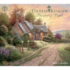 Thomas Kincade calendar-