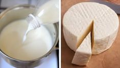 Queso Fresco Recipe, Mexican Food Recipes, Healthy Recipes, How To Make Cheese, Dried Fruit, Manicure And Pedicure, Tofu, Smoothie Recipes, Icing