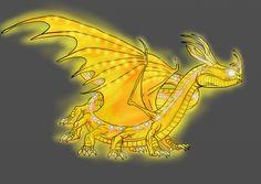 HTTYD-Fireworm Queen by Scatha-the-Worm.deviantart.com on @DeviantArt