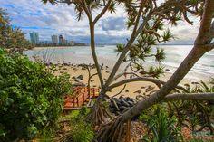 Greenmount Beach, Gold Coast, Ausztrália