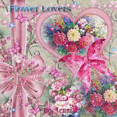Butterflies are Flower Lovers!