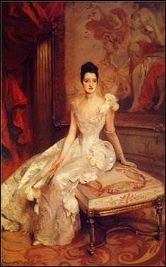 Florence Adele Vanderbilt Twombly (1854–1952) was an American heiress and a member of the prominent Vanderbilt family.