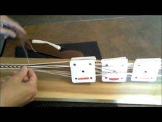Tablet Weaving the Antler Pattern