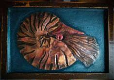 New art work completed, Titled Nautilus in Motion, all work in this series inspired by David Attenborough. Dimensions Media Copper on plaster. Influence for creating: natural movement and natural geometric patterns. Copper Work, Irish Design, Irish Art, Organic Form, Original Art For Sale, Mixed Media Artists, Nautilus, Decor Interior Design, New Art