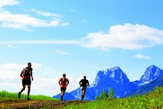 A guide to running your first 50K including key intensity workouts and a free 16-week training plan.