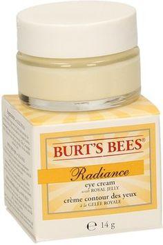 Burt's Bees Crème pour les Yeux à la Gelée Royale, Radiance | Ecco Verde