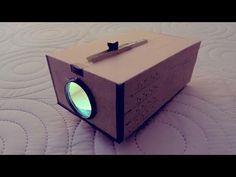 Como hacer un proyector de hologramas piramidal para el telefono movil, celular…