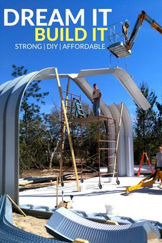 2016 07 rebar and shotcrete over the quonset hut youtube houses solutioingenieria Image collections