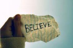 Believe <3 j u
