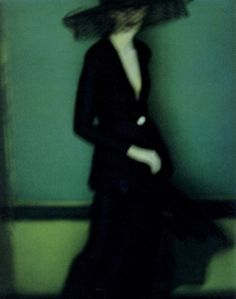 Sarah Moon-  I like the blurr of this.