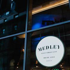 Fleet Street, Broadway Shows, Neon Signs