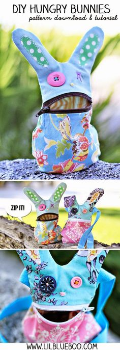 Easter-y Spring-y Crafts | Southern FabricSouthern Fabric