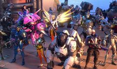 Video Game Companies Treat Us Like We Dont Matter Says Overwatch Voice Actor