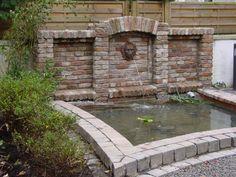 Antike Baustoffe im Garten | Bergisches Land